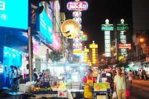 When you need a break from Chiang Mai, go to Bangkok