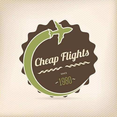 Cheap flights badge