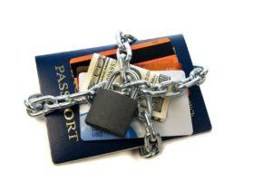 Keeping your passport safe